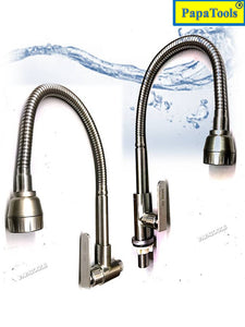 Stainless Steel Flexible Sink Tap 1178#