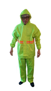 Raincoat pan set reflextive (green)