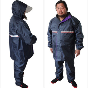 Super Size Rain Coat 6026#