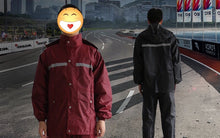 Rain Coat (fatty) 4337#
