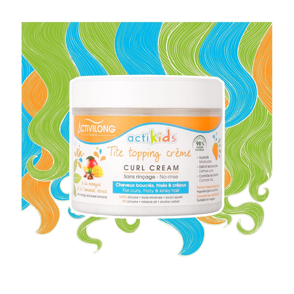 Activilong | Curl cream Actikids