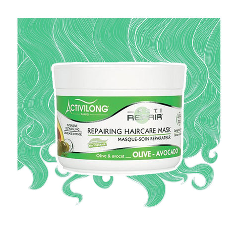 Activilong | Repairing Hair Care Maske  ACTIREPAIR