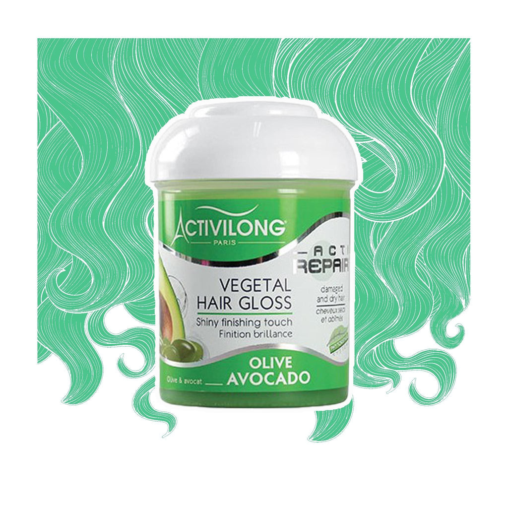 Activilong | Vegetal Hair Gloss ACTIREPAIR