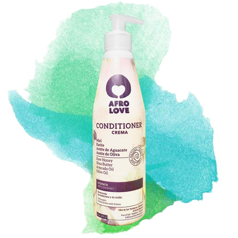 Afro Love | Conditioner Raw Honey & Shea Butter & Avocado Oil