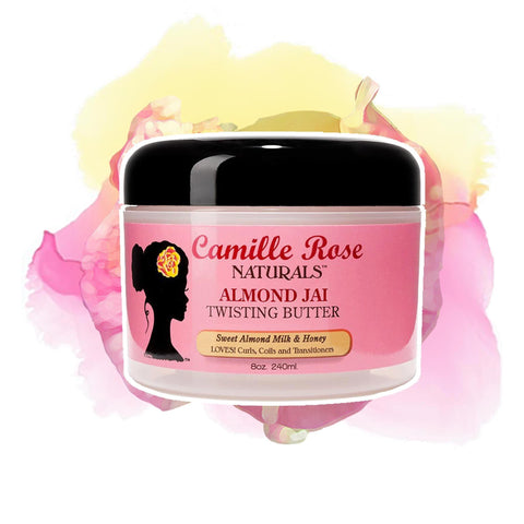 Camille Rose Naturals | Almond Jai Twisting Butter
