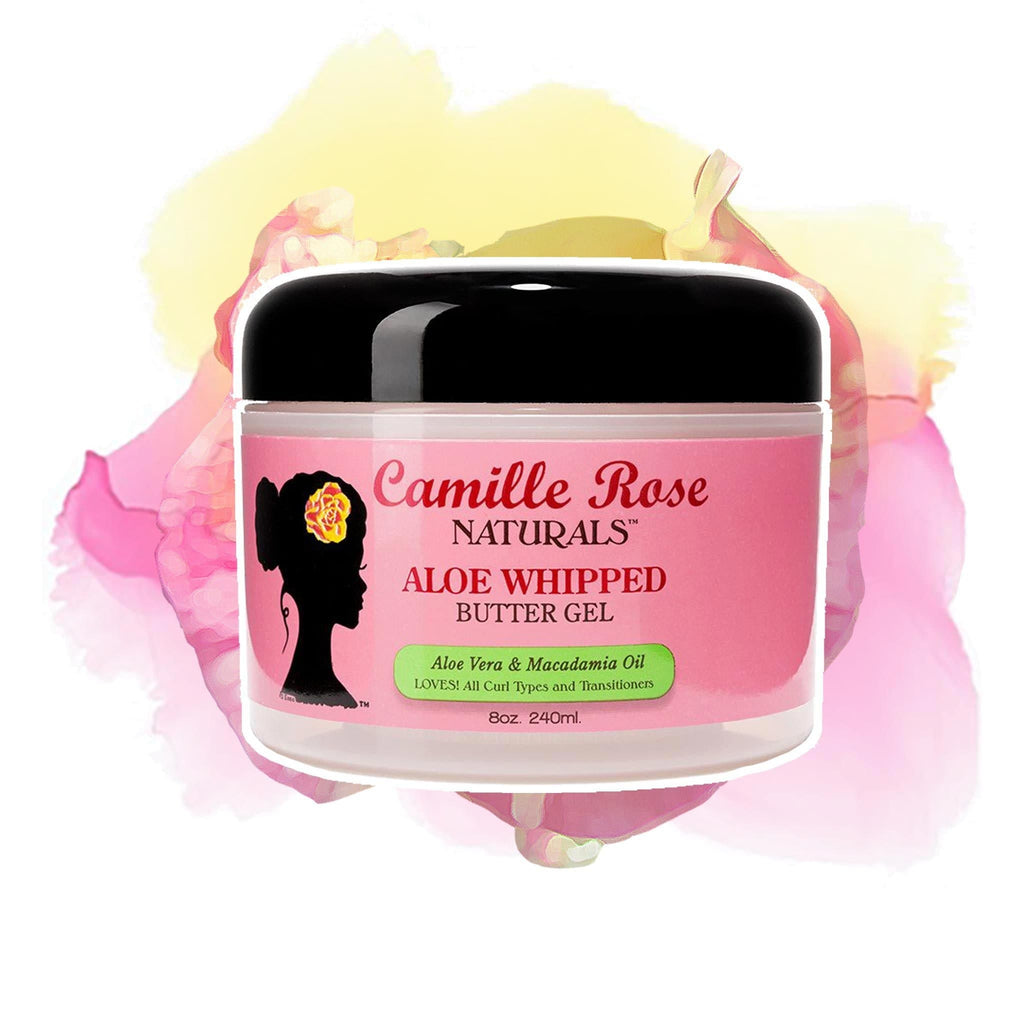 Camille Rose Naturals | Aloe Whipped Butter Gel