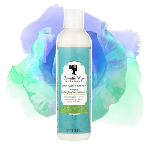 Camille Rose Naturals | Coconut Water leave-in Detangler