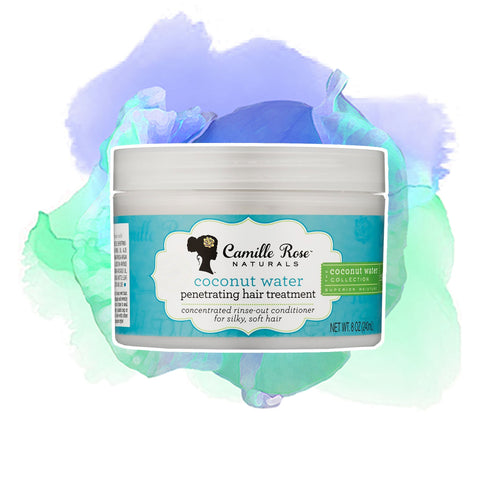 Camille Rose Naturals | Coconut Water Penetrating Hair Treatment