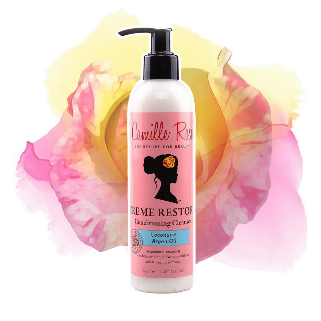 Camille Rose Naturals | Creme Restore Conditioning Cleanser
