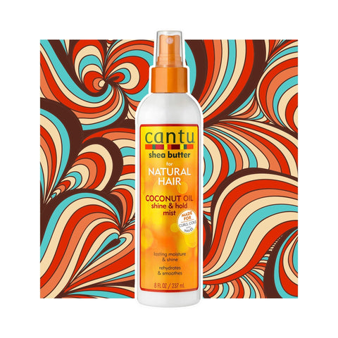 Cantu | Coconut Oil shine & hold mist