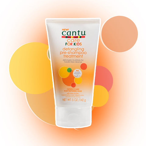 Cantu Kids | Detangling Pre-Shampoo Treatment