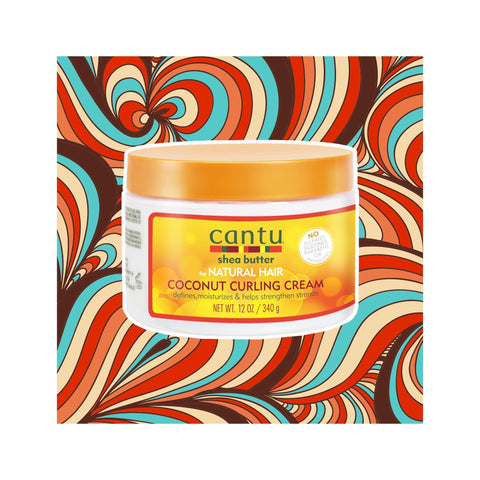 Cantu | Shea Butter Coconut Curling Cream