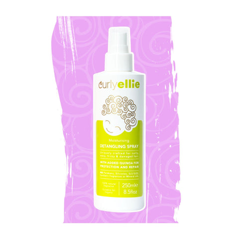 CurlyEllie | Detangling Spray
