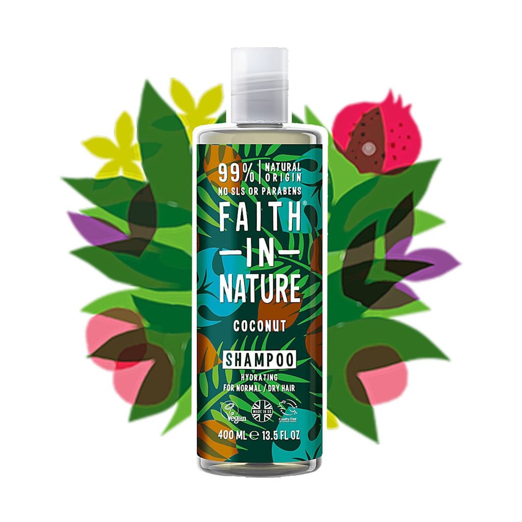 Faith in Nature | Coconut Shampoo