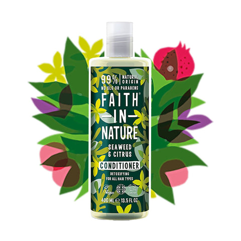 Faith in Nature | Seaweed & Citrus Conditioner
