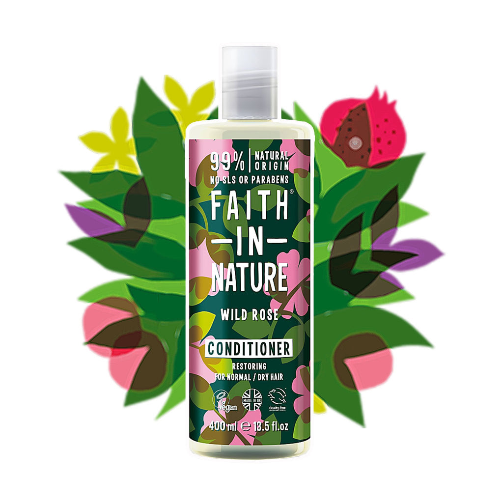 Faith in Nature | Wild Rose Conditioner