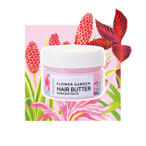 Flora & Curl | Flower Garden Hair Butter Concentrate small