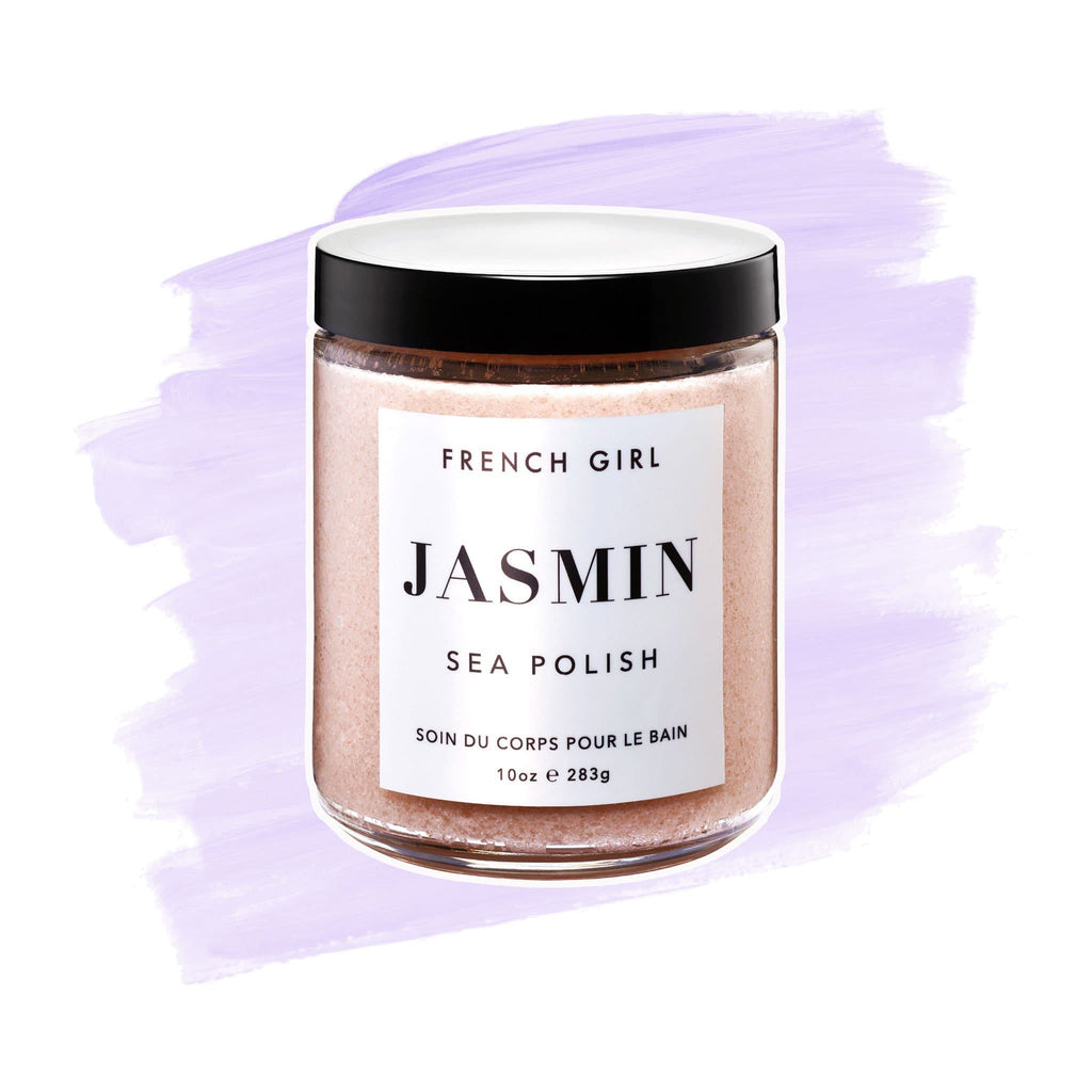 French Girl | Jasmin Sea Polish - Smoothing Treatment