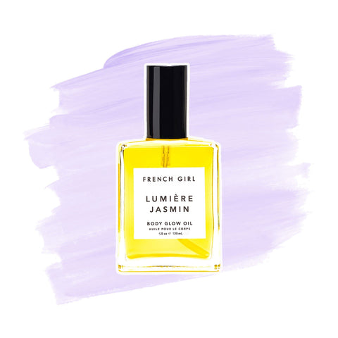 French Girl Lumière Body Glow Oil - Jasmin 120 ml