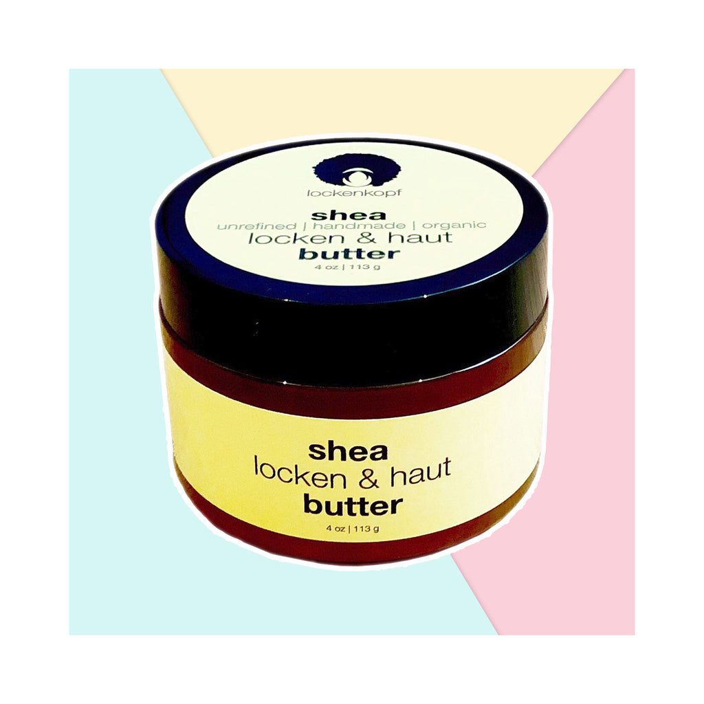 lockenkopf | shea locken & haut butter