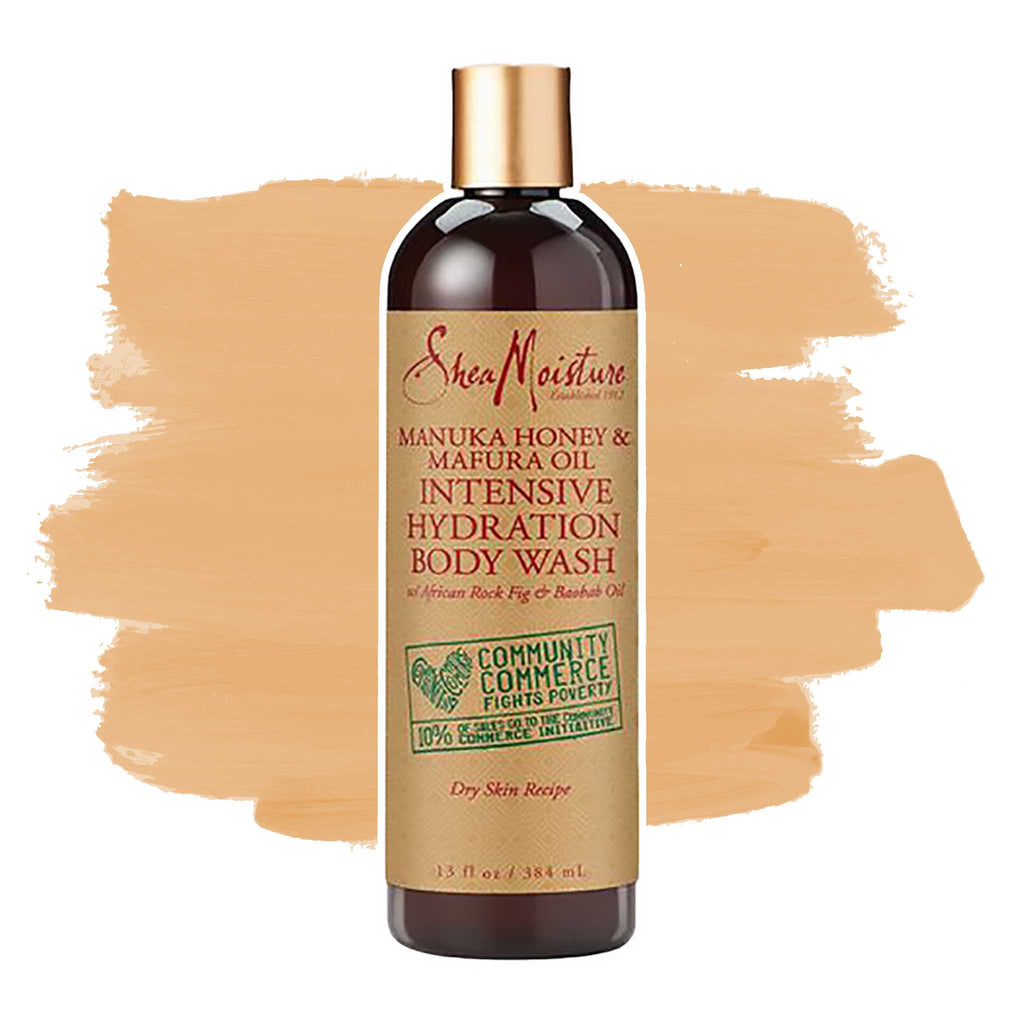 Shea Moisture | Manuka Honey & Mafura Oil Intensive Hydration Body Wash