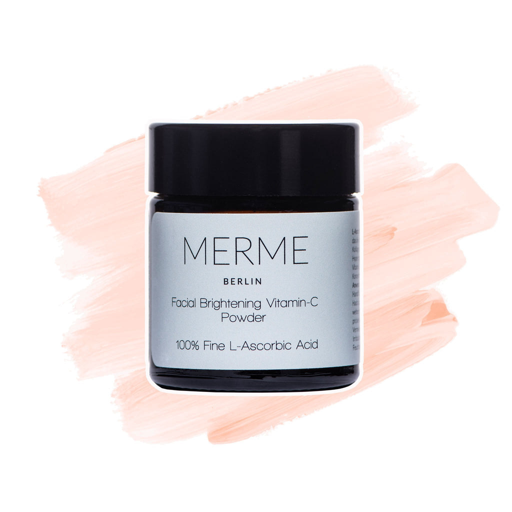 Merme Berlin | Facial Brightening Vitamin C Powder