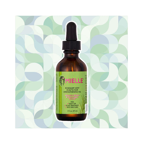 Mielle Organics | Rosemary Mint Scalp & Hair Strengthening Oil