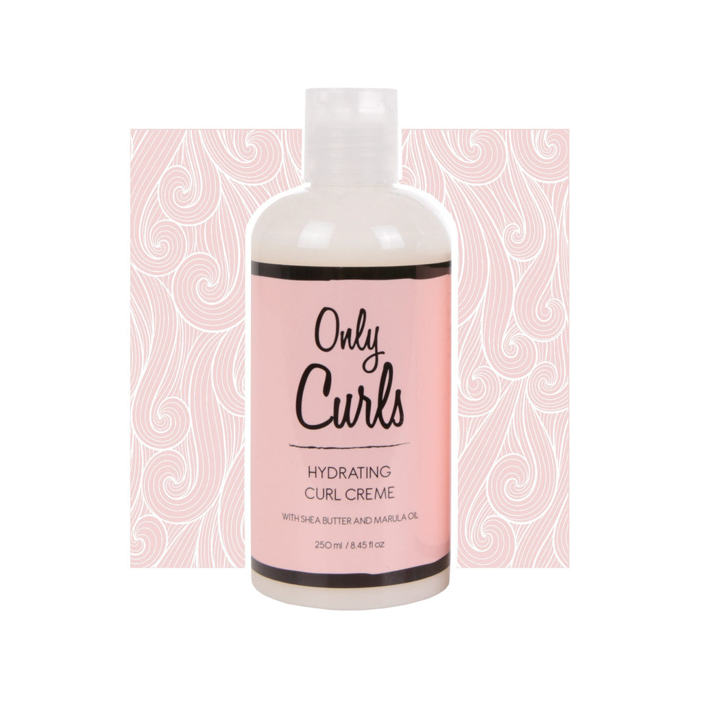 Only Curls | Hydrating Curl Creme