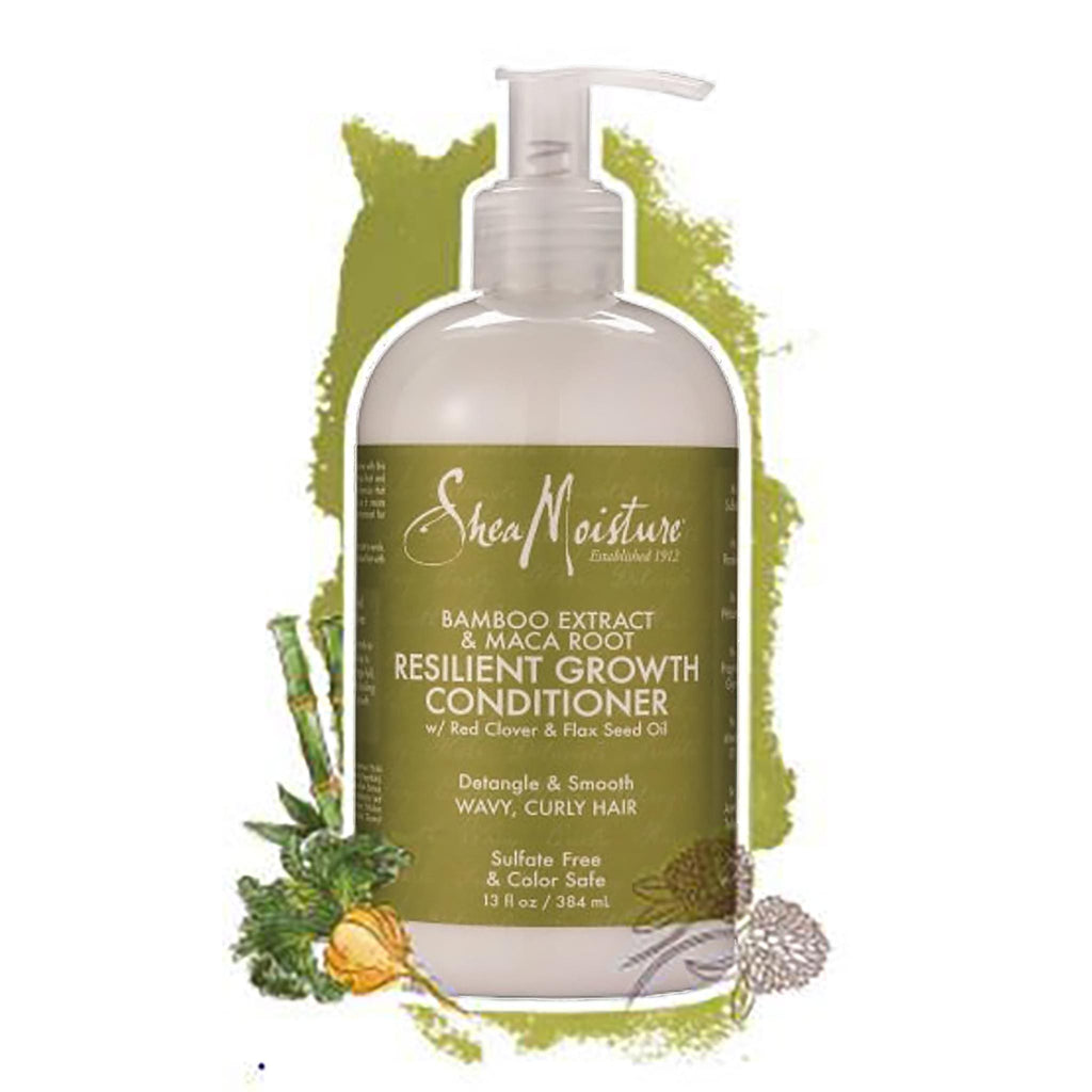 Shea Moisture | Bamboo Extract & Maca Root Resilient Growth Conditioner