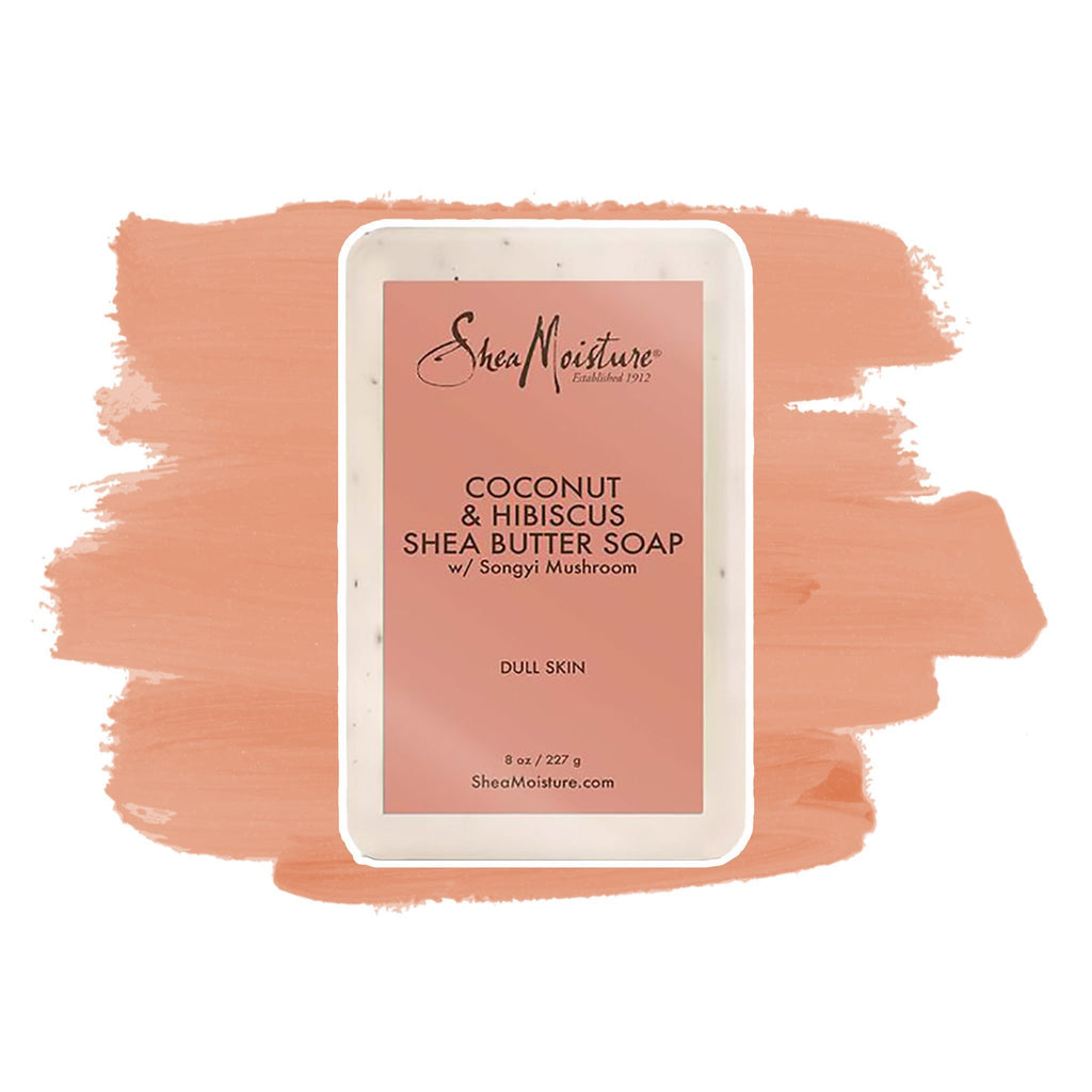 Shea Moisture | Coconut & Hibiscus Shea Butter Soap Bar