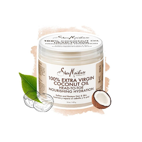 Shea Moisture | Daily Hydration Extra Virgin Coconut Oil