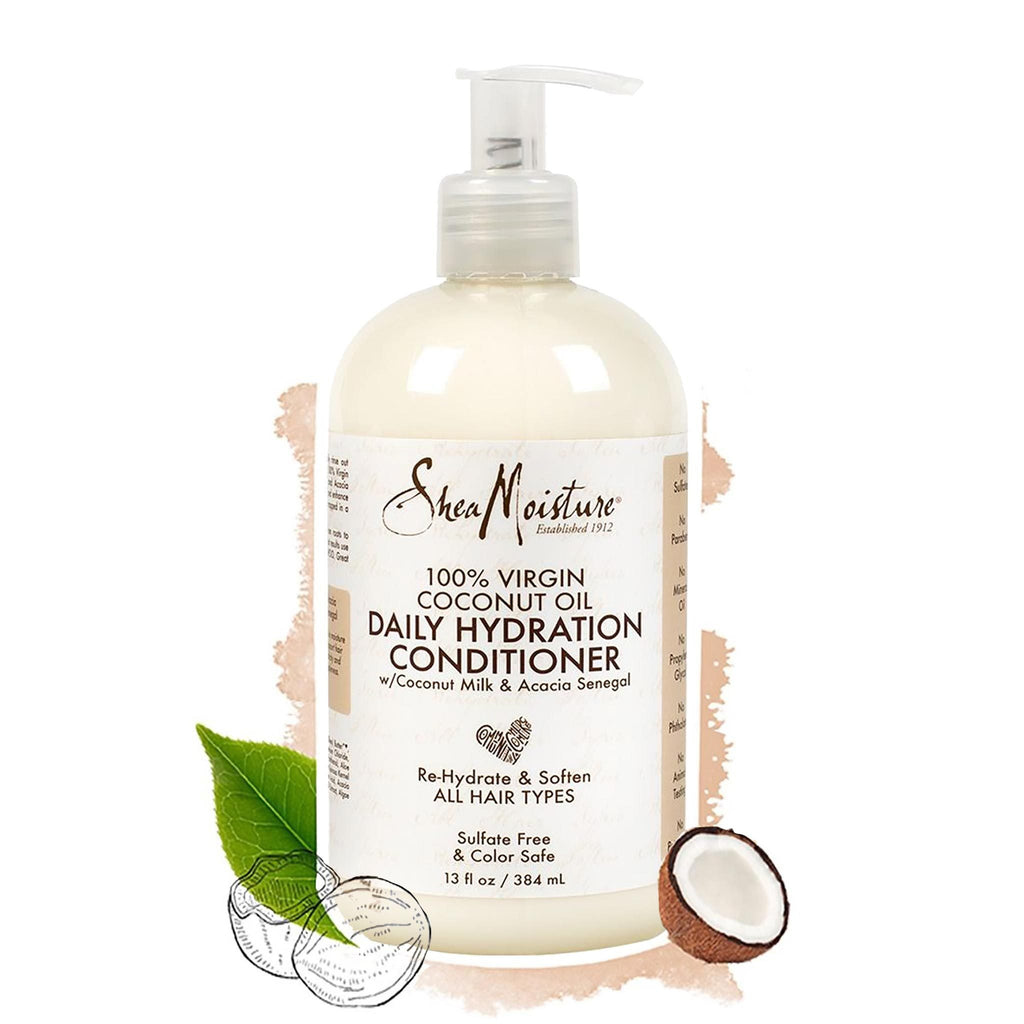 Shea Moisture | Daily Hydration Rinse Out Conditioner
