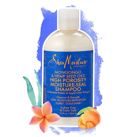 Shea Moisture | High Porosity Moisture-Seal Shampoo
