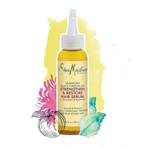 Shea Moisture | Jamaican Black Castor Oil Strengthen Grow & Restore Hair Serum