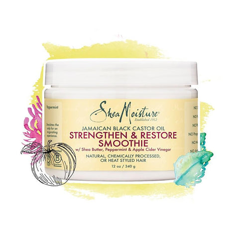 Shea Moisture | Jamaican Black Castor Oil Strengthen Grow & Restore Smoothie