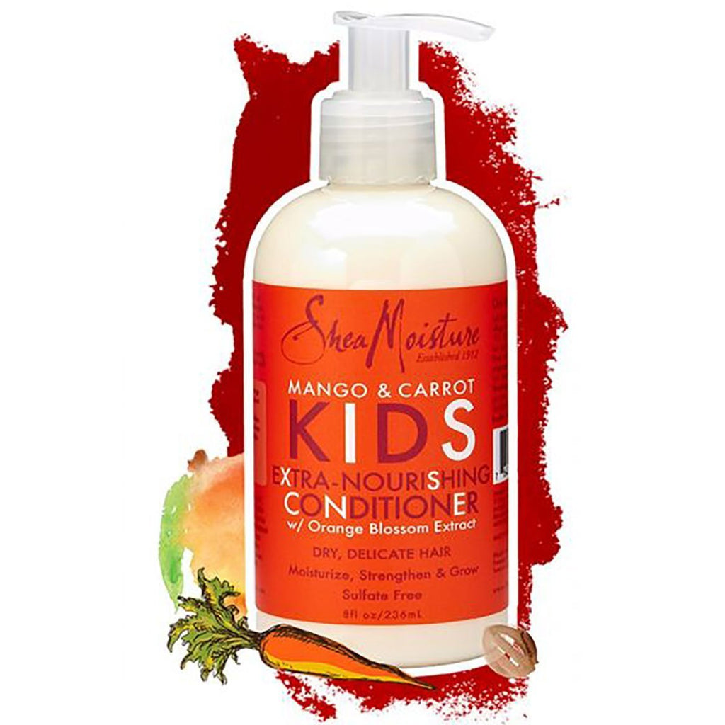 Shea Moisture KIDS | mango & carrot extra-nourishing conditioner