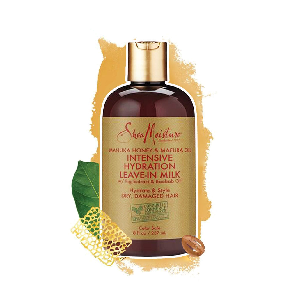 Shea Moisture | Manuka Honey & Mafura Oil Intensive Hydration Leave-in Milk