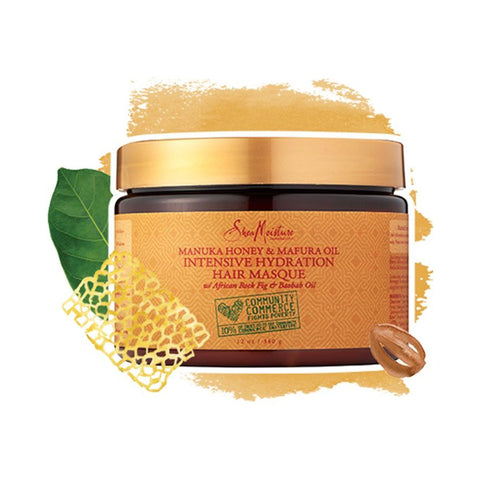 Shea Moisture | Manuka Honey & Mafura Oil Intensive Hydration Masque
