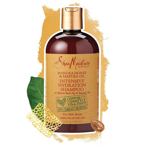 Shea Moisture | Manuka Honey & Mafura Oil Intensive Hydration Shampoo