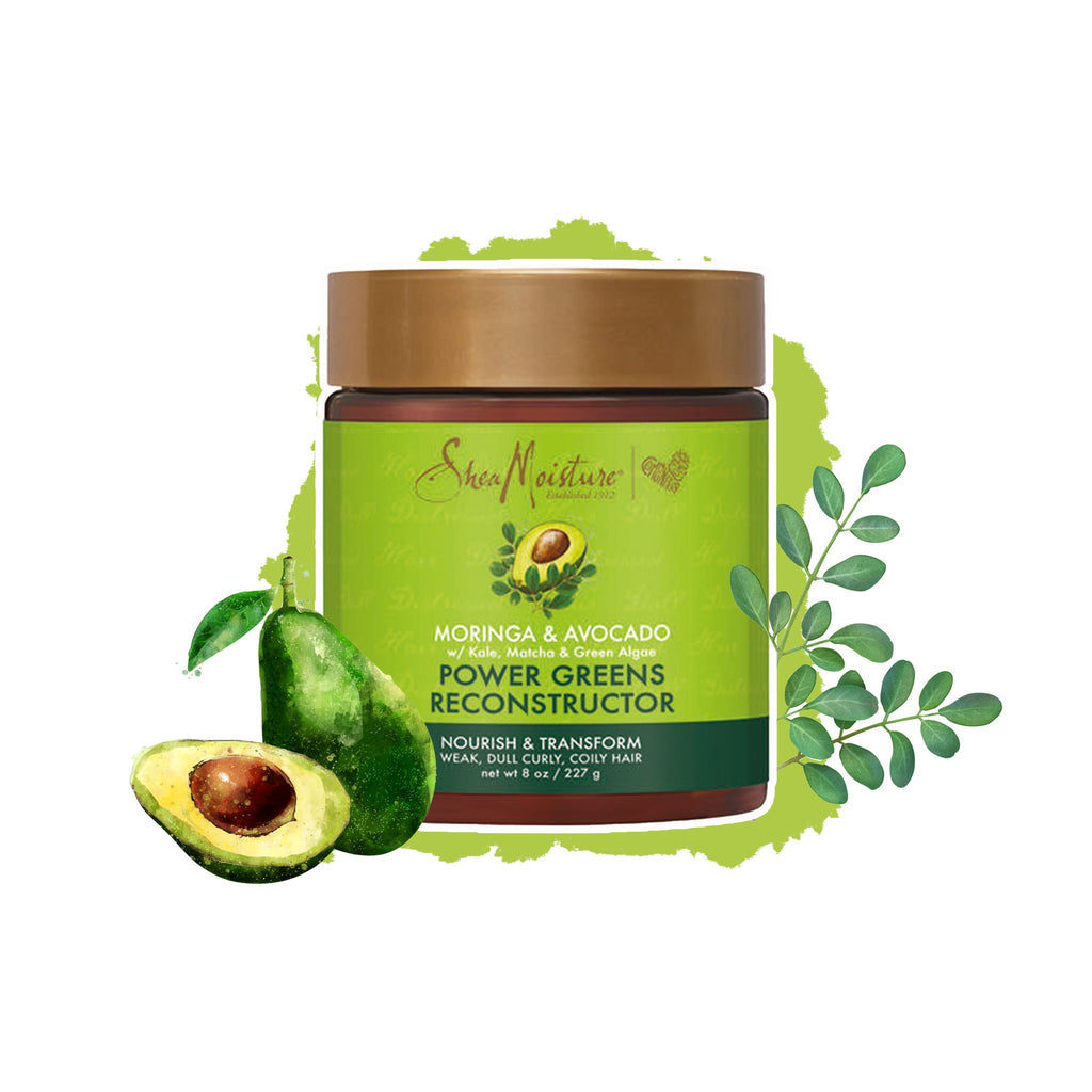 Shea Moisture | Moringa & Avocado Power Greens reconstructor