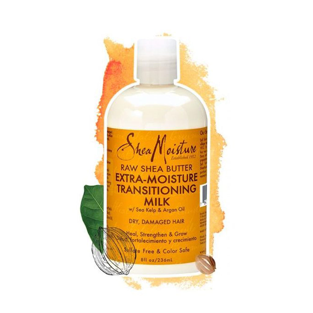Shea Moisture | Raw Shea Butter Extra-Moisturizing Transitioning Milk