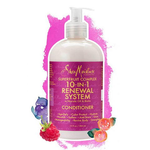 Shea Moisture| Superfruit Complex 10-in-1 Multi-Benefit Conditioner