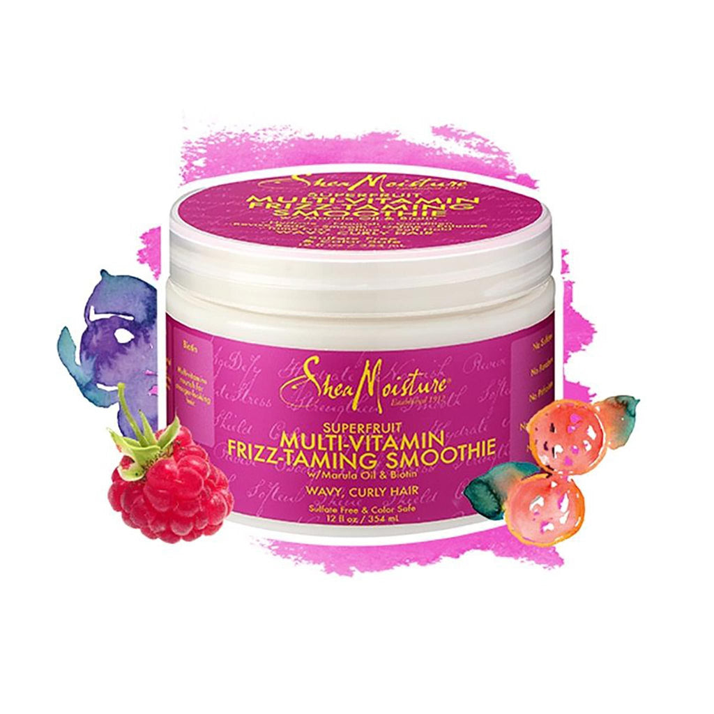 Shea Moisture| Superfruit Frizz-zähmender Smoothie