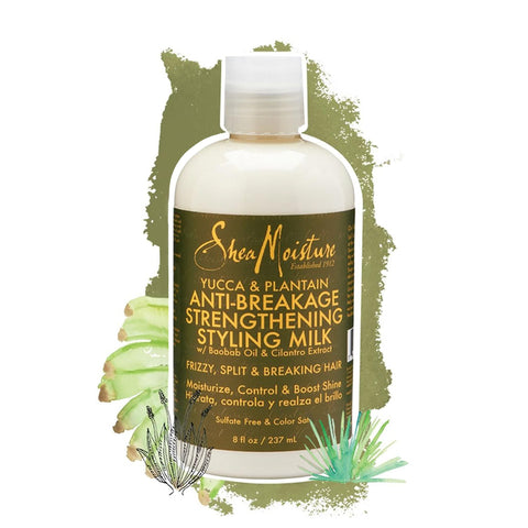 Shea Moisture | Yucca & Plantain Anti-Breakage Strengthening Styling Milk