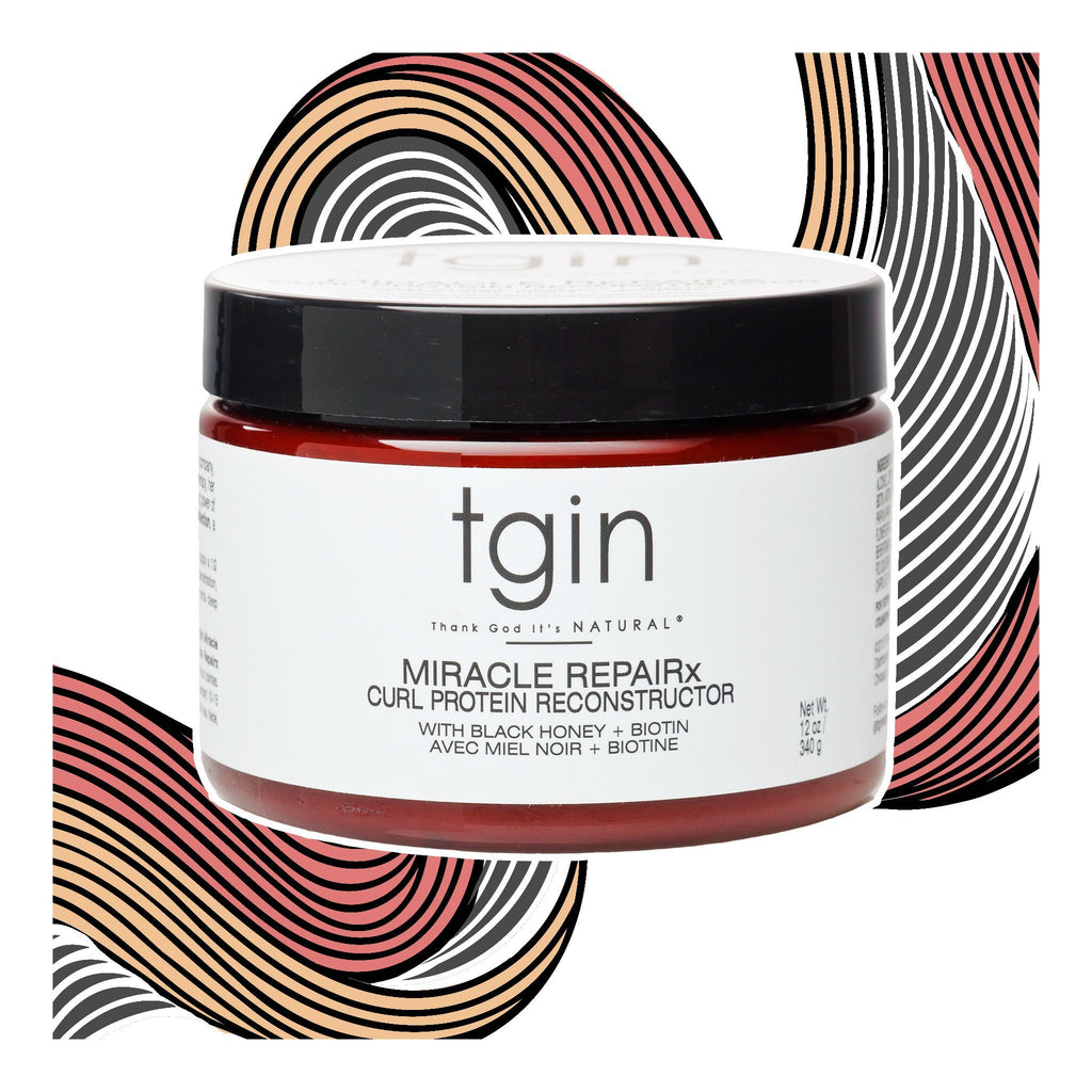 TGIN | Miracle RepaiRx Curl Protein Reconstructor