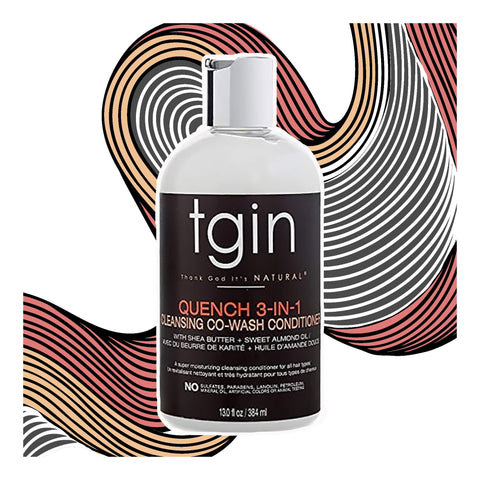 TGIN | Quench 3-in-1 Co-Wash Conditioner und Detangler