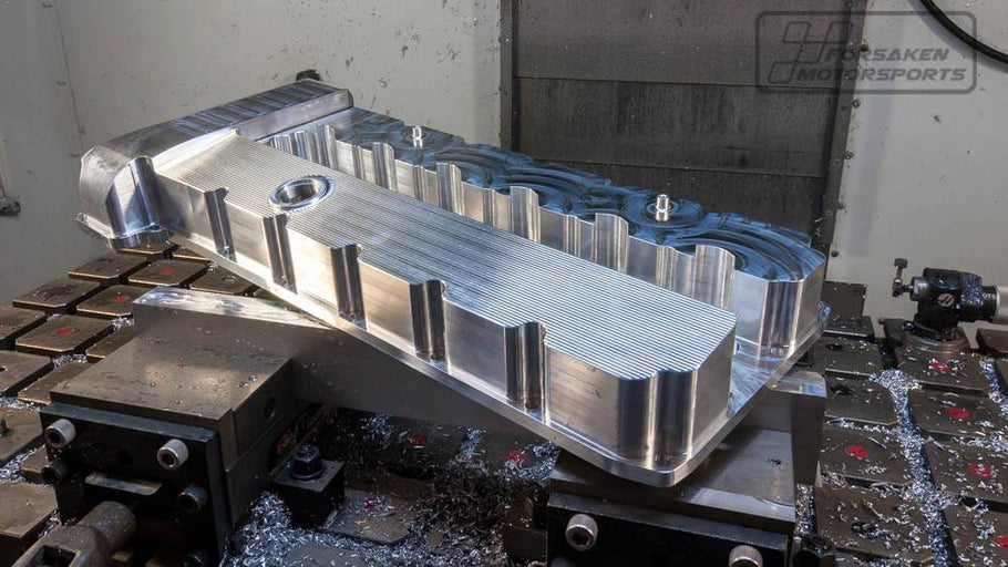 BMW N54 Billet Valve Cover