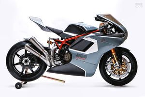 SBK #1: WALT SIEGL BUILDS THE ULTIMATE DUCATI SUPERBIKE