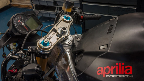 Aprilia RSV4 Triple Clamps
