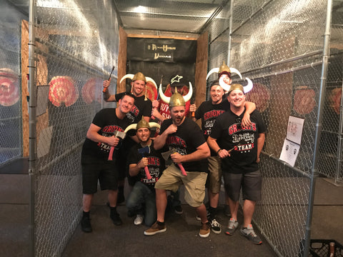 Axehole Vegas - Las Vegas Axe Throwing